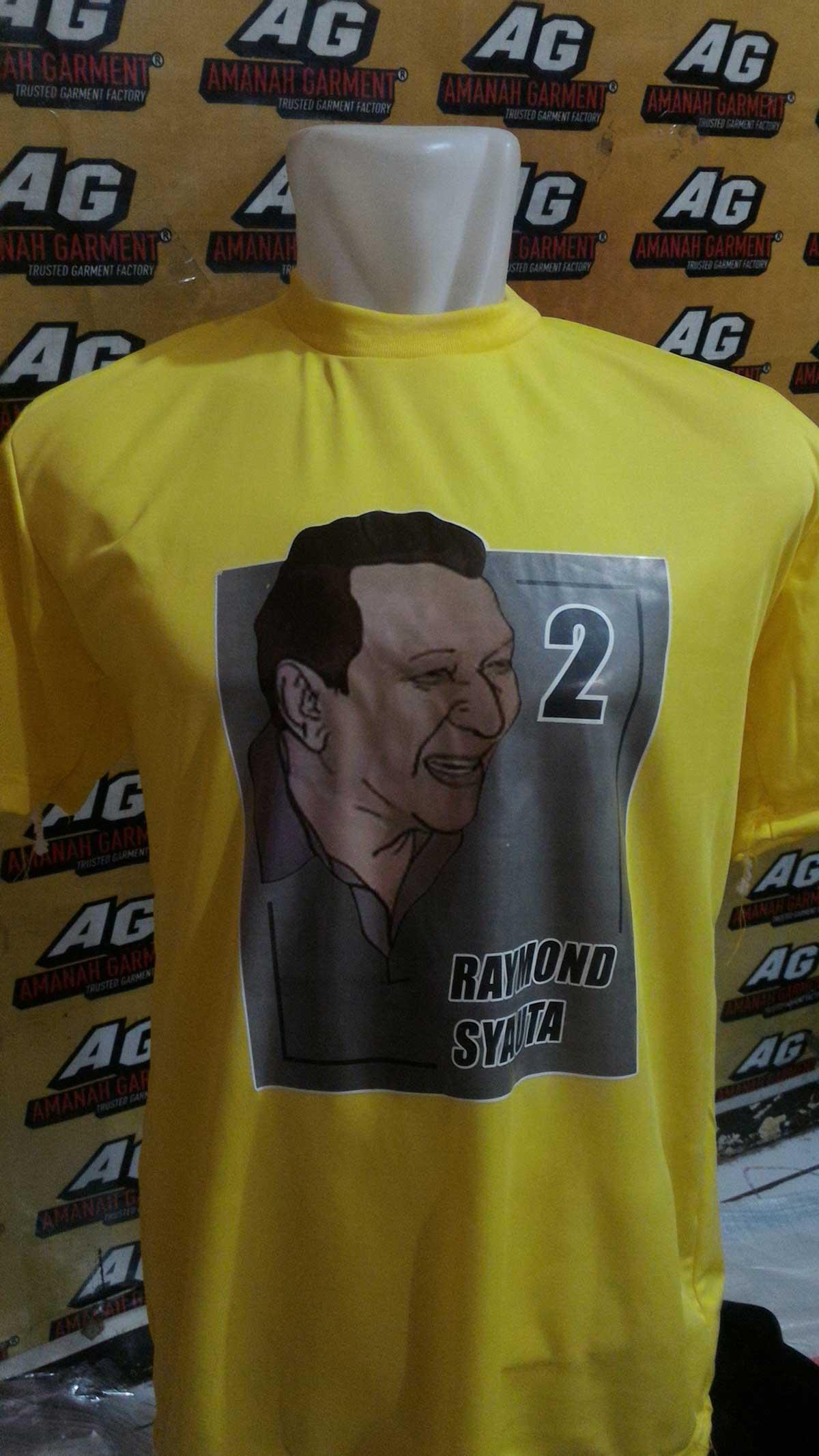 Kaos Kampanye Murah Di Bandung
