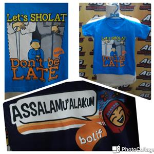 Cetak Kaos Anak Di Bandung
