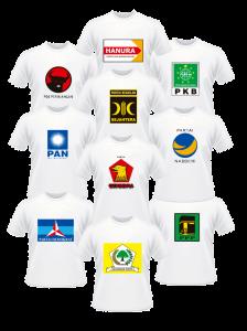 Jasa Bikin Kaos Partai Di Bandung