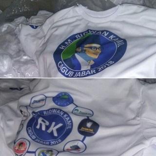 Harga Kaos Partai Murah Di Bandung