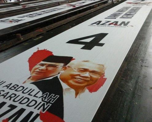 Jasa Konveksi Kaos Partai Di Bandung